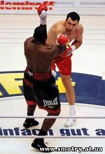 Бокс. Владимир Кличко vs. Хасим Рахман (13.12.2008)